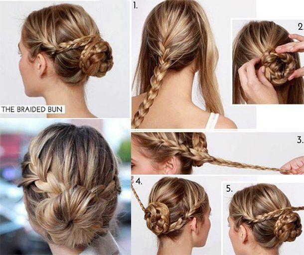 Como hacer un peinado bonito y sencillo peinado - Como hacer peinados hombre ...