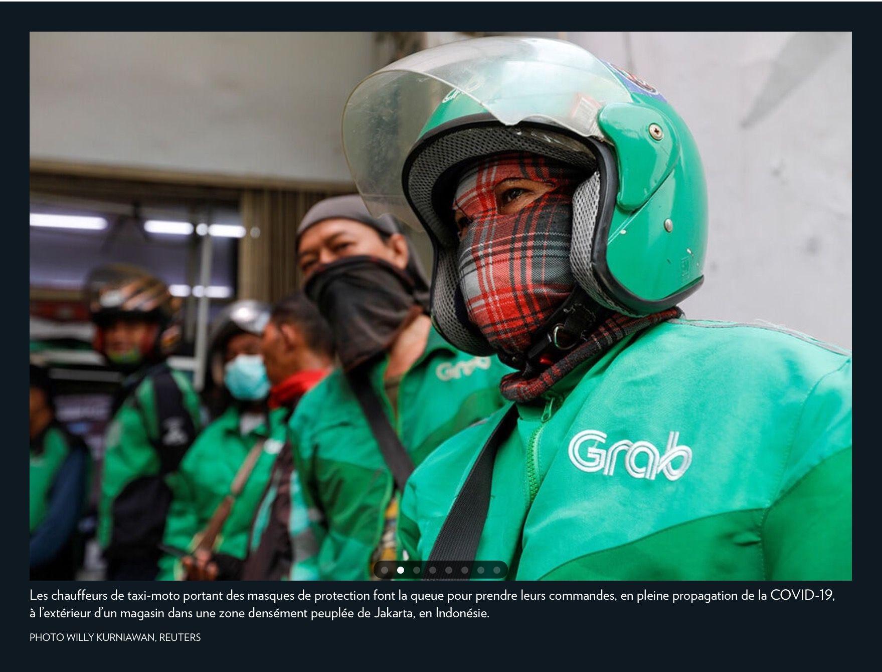 Pin on COVID19 Le Monde en images