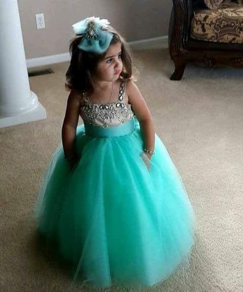 0069f73651 Vestidos para niñas estilo princesa