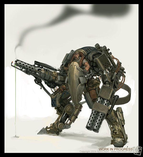 Power Armor Woman Buscar Con Google Robos De Combate Fantasia