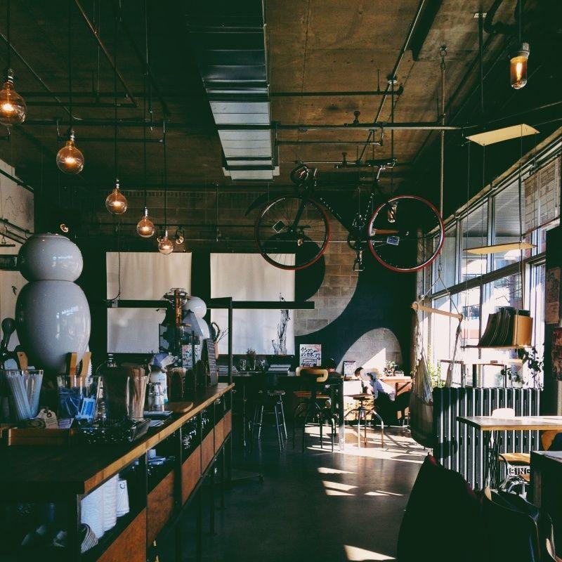 Café Falco. #montreal #cafefalco