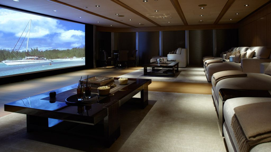 modern luxury home theater - Google Search #diyhometheater ...