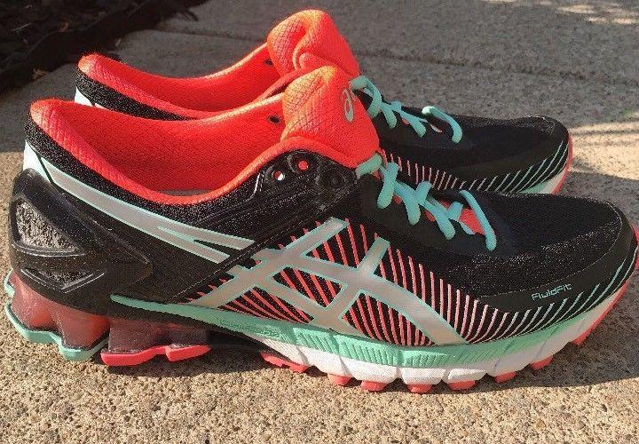 asics gel kinsei 6 women's running shoes junior