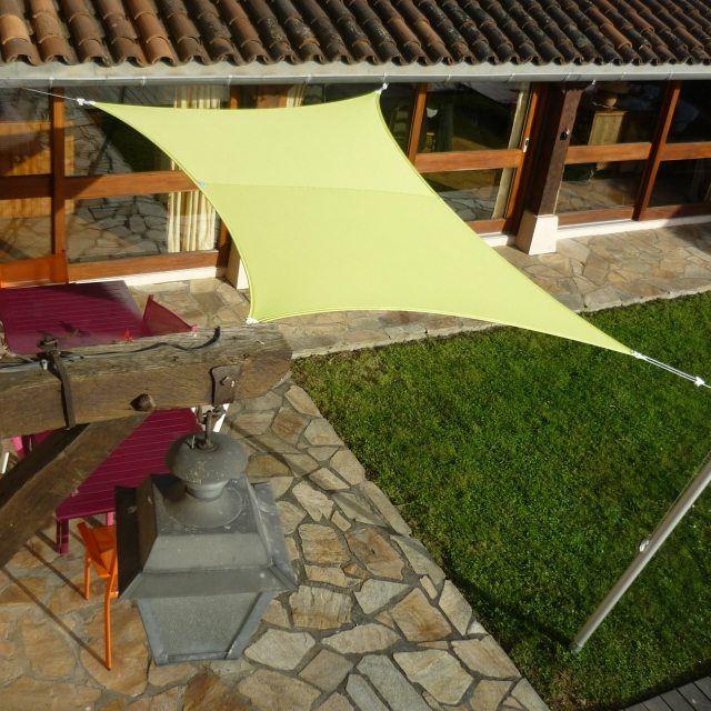 sonnensegel garten spannen moderne alternative sonnenschirm - sonnenschutz markisen terrasse
