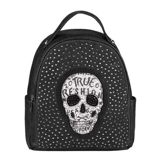 OBC WOMAN'S SKULL BACKPACK BAG Rhinestones Glitter City Backpack Shoulder Bag Handbag City Backpack Backpack Daypack Leather Look Black 27x28x14 -  ITALYSHOP24.DE OBC WOMAN'S SKULL BACKPACK BAG Rhinestones Glitter City Backpack Shoulder Bag H - #27x28x14 #backpack #bag #black #burberryhandbags #City #daypack #designerhandbags #glitter #Handbag #leather #louisvuittonhandbags #OBC #rhinestones #shoulder #skull #woman #WOMAN39S