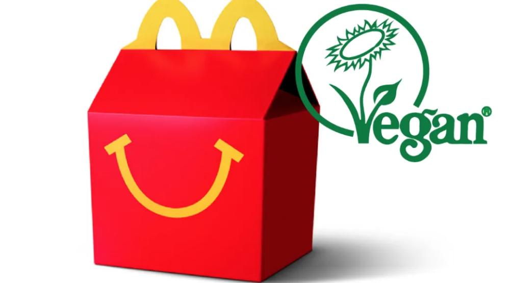 Mcdonald S Vegan Happy Meals Incoming Vegan News Vegan News Happy Meal Vegan Junk Food