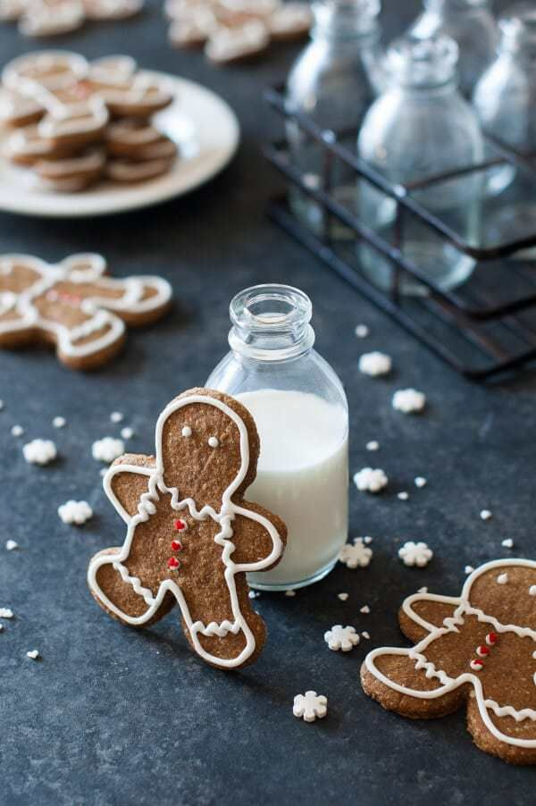 The Best Ever Paleo Gingerbread Cookies Recipe - My Natural Family