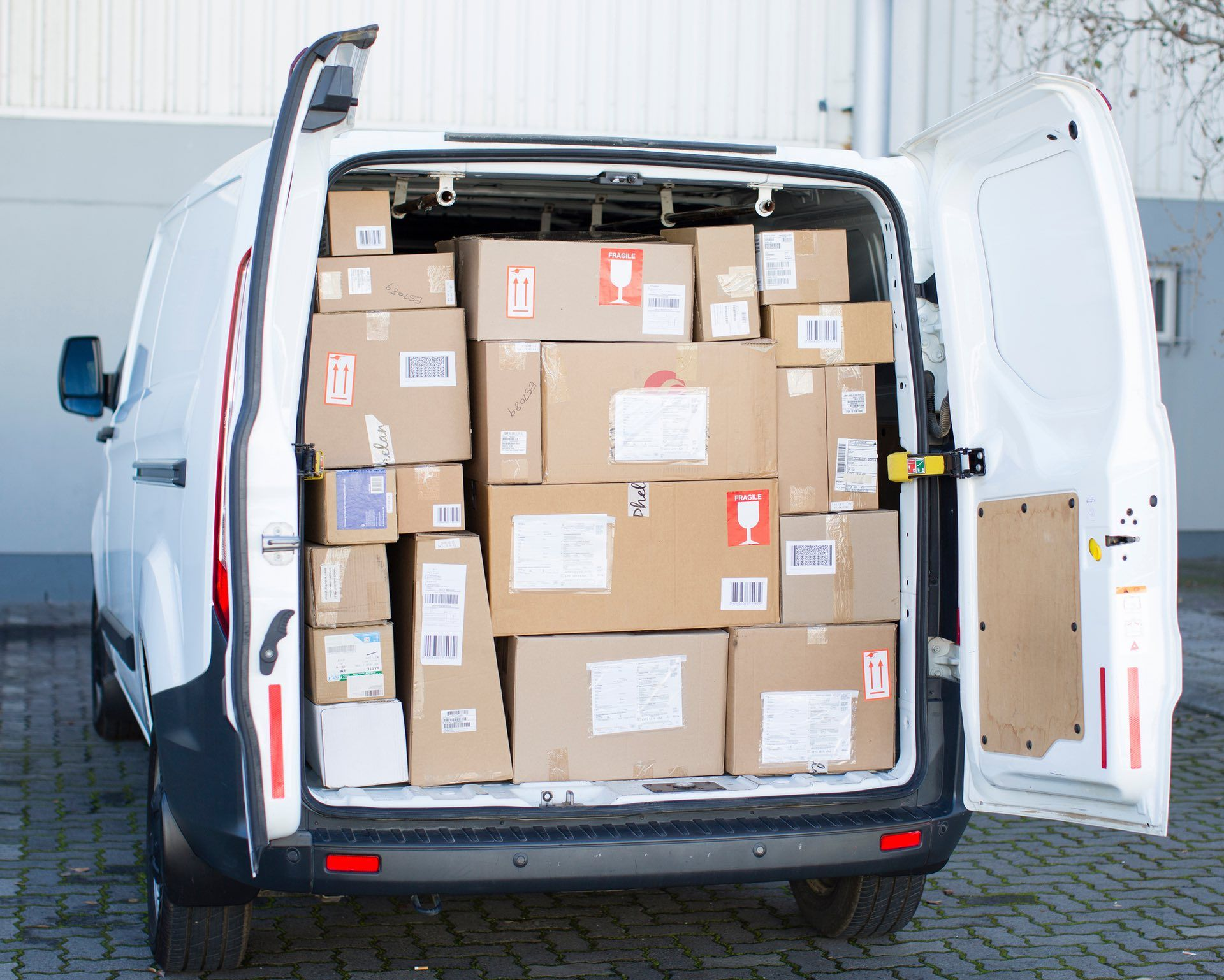 Pin on Parcels, Packaging & Delivery