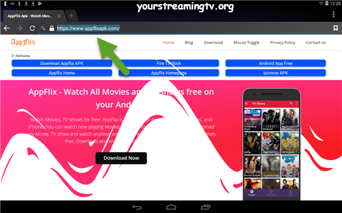 How To Install APPFlix APK On All Android Devices Your