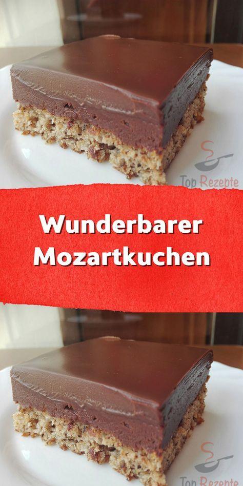Mozartkuchen