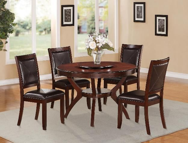 Gather Your Family Around The Table For Dinner With This Brownstown  Dinnette Set. Only $549
