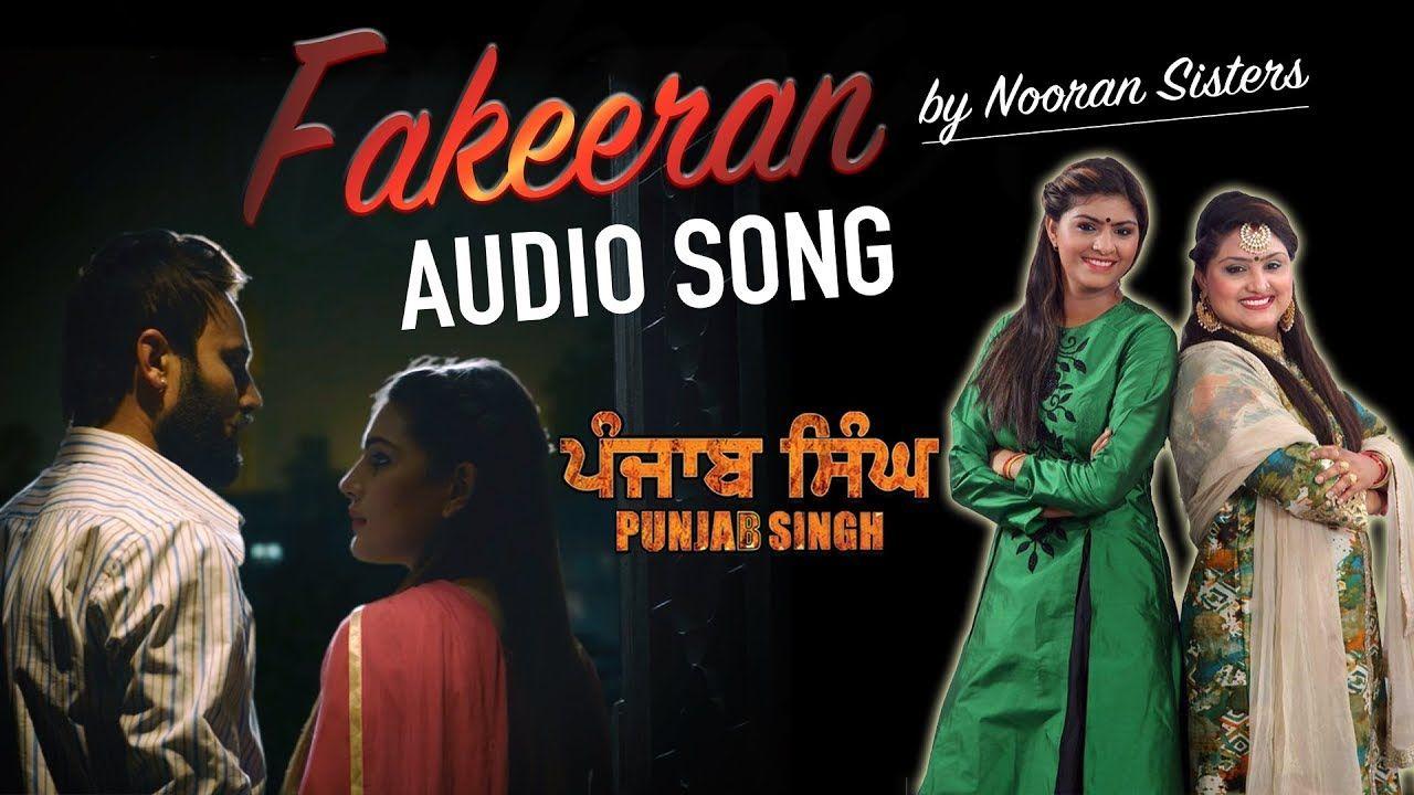 Fakeeran | Nooran Sisters | Full Song | Punjab Singh | New
