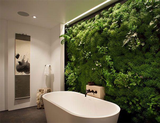 plants-green-interior-design-ideas-16 | Rubudub-dub | Pinterest ...
