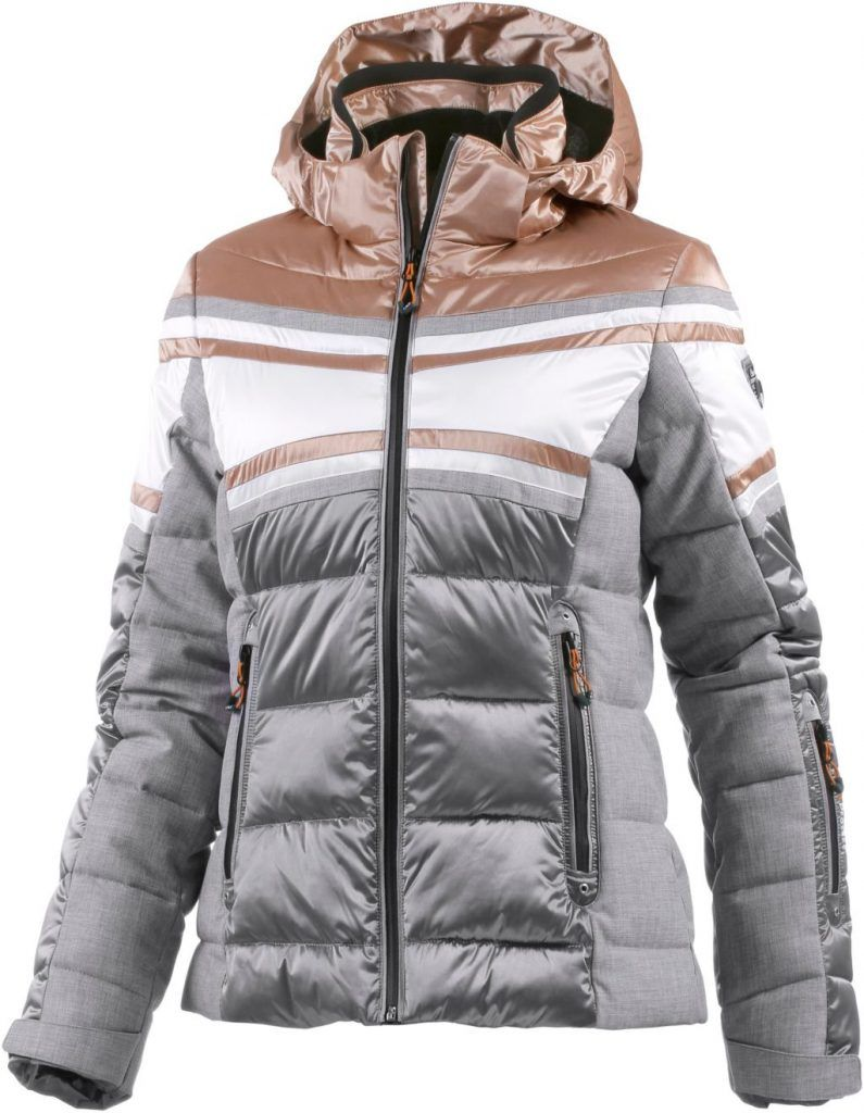 CMP #Skijacke #Damen #graumelangebronze | Damen, Skijacke