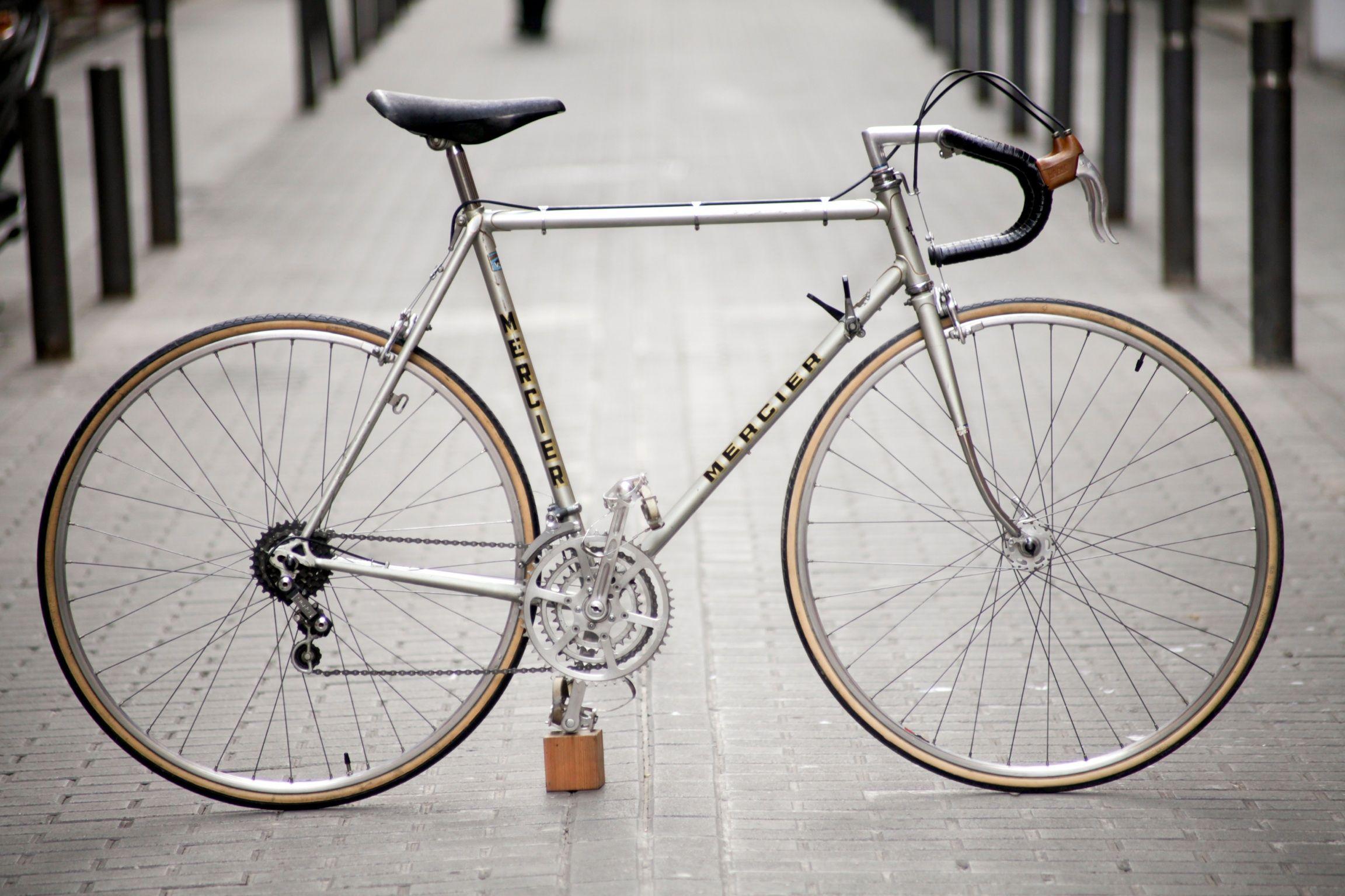 Cycles Mercier Photographer Eva Ruiz Never Stop Pedaling