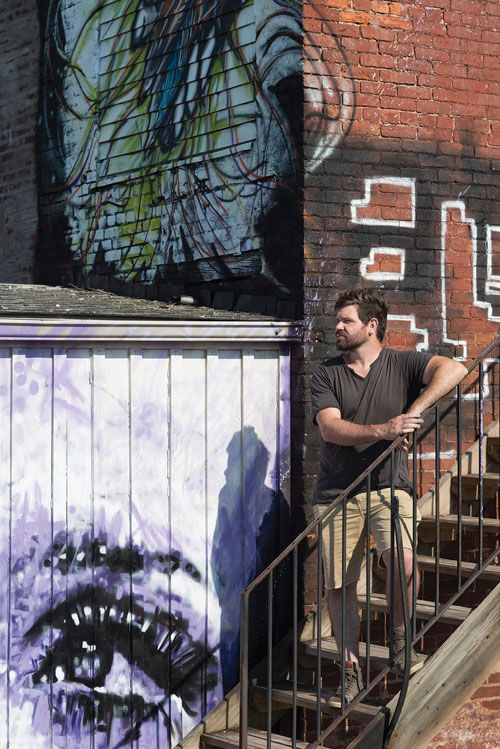 This Pittsburgh artist has painted some of the city's most recognizable murals.