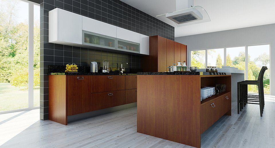 Cocinas y Muebles Sobre Diseño | Tendencias | apartamento ...
