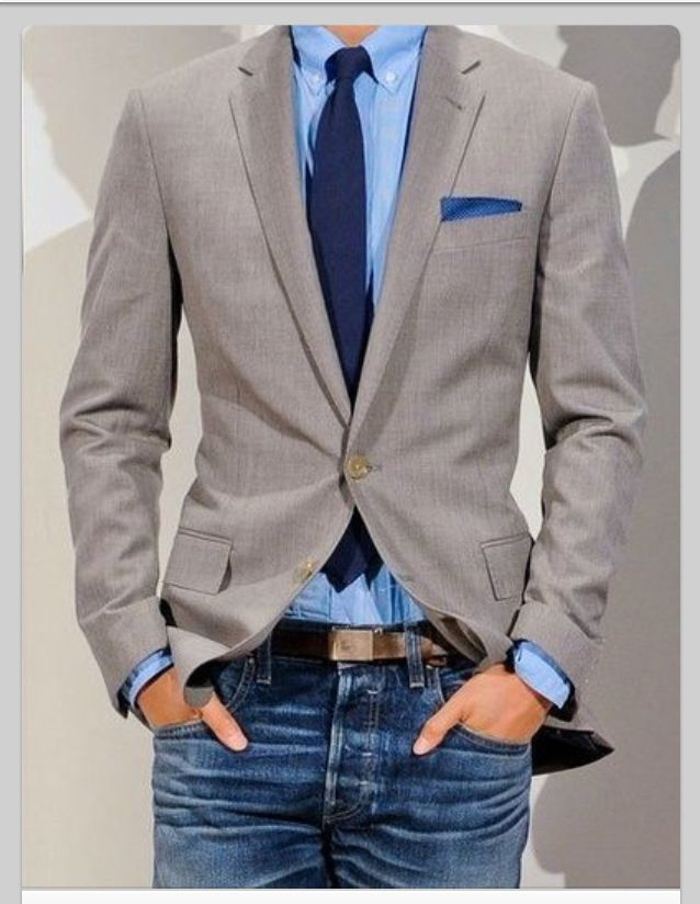Why don't I dress like this?