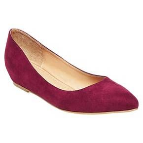 Women's Drew Pointed Toe Flats - Merona™ : Target