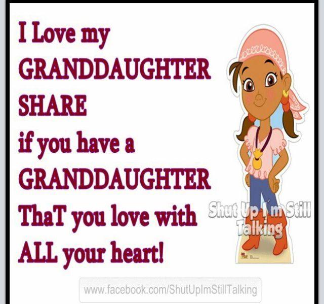 Granddaughters..,