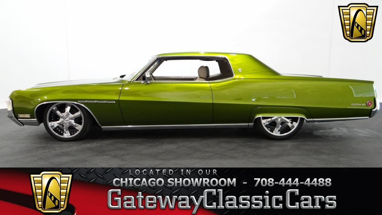 1970 Buick Electra Gateway Classic Cars Chicago #887 | Classic ...