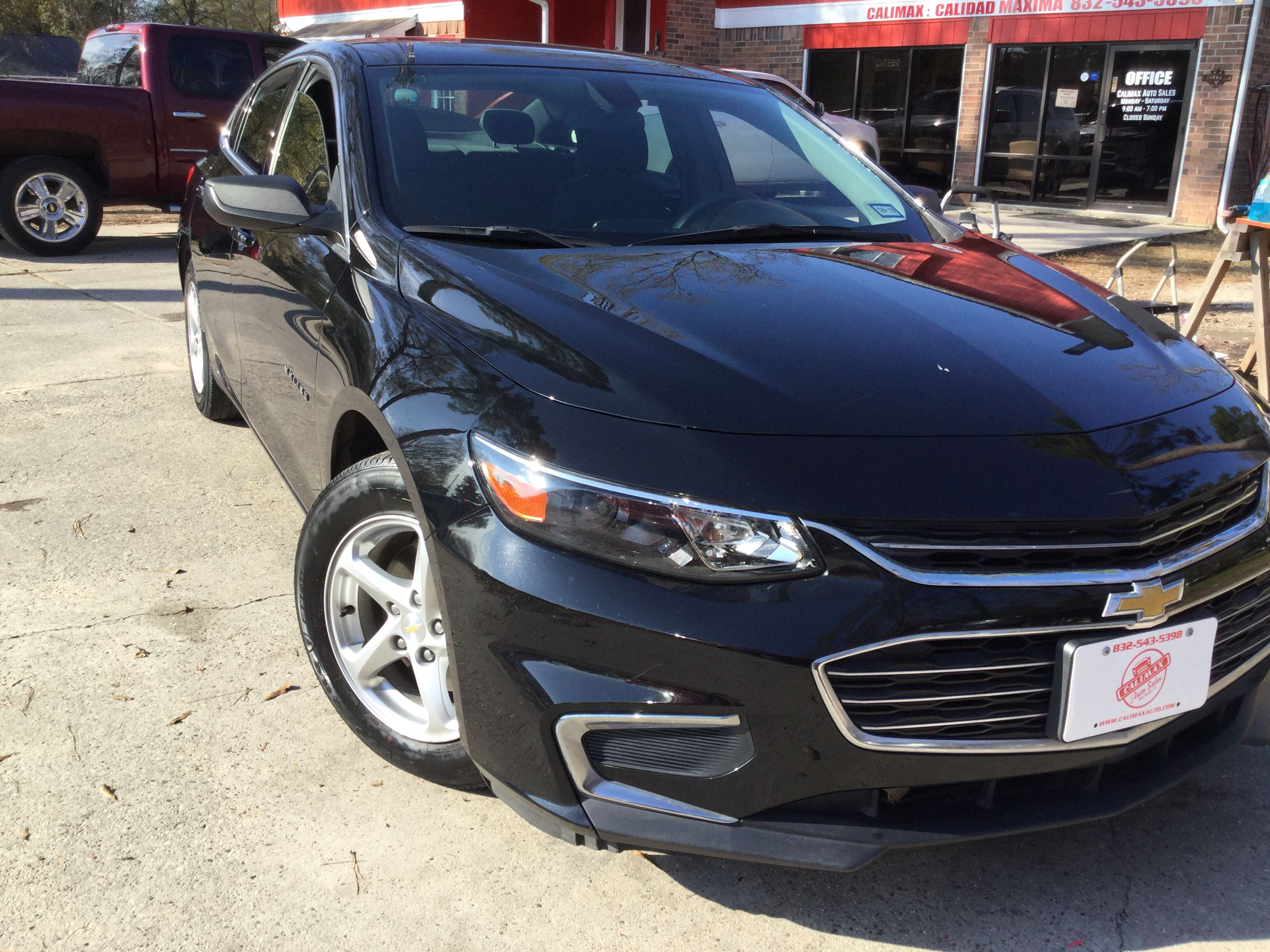 Pin By Calimax Auto Sales On Sedans Malibu For Sale Chevrolet