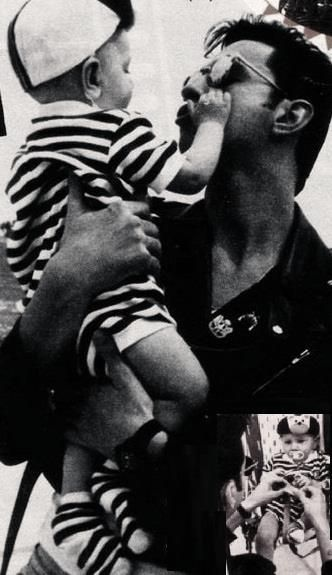 Depeche Mode - Pasadena Rose Bowl 1988 - 101 Black & Whites