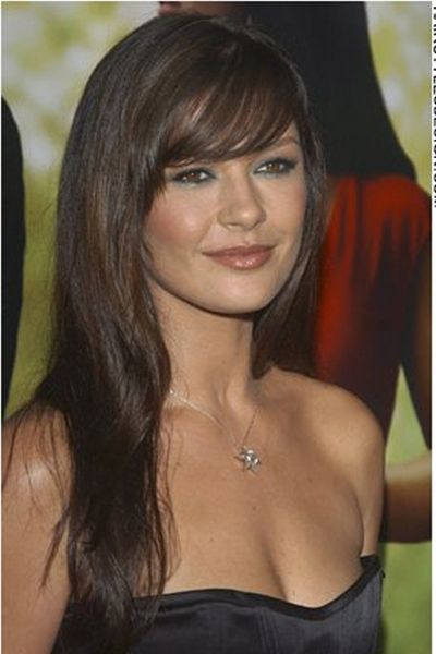 Catherine Zeta Jones 11 Best Hairstyles Hairstyles Celebrities Long Hair Styles Hairstyle Hair Styles