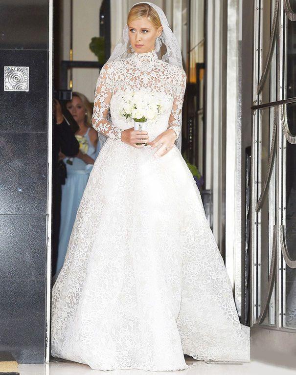 Платье за $80 тыс. и кольцо за $1,6 млн. Сестра Перис ...