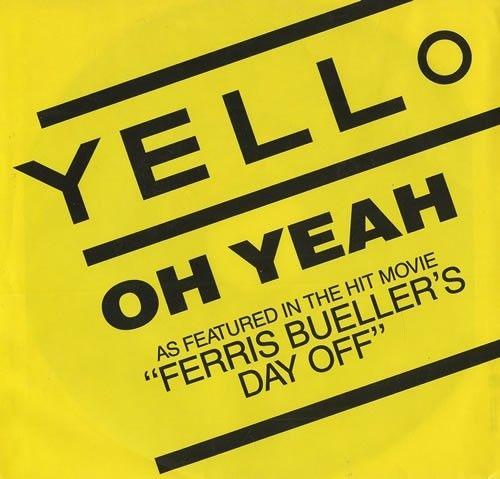 """Yello - Oh Yeah 12"""""""