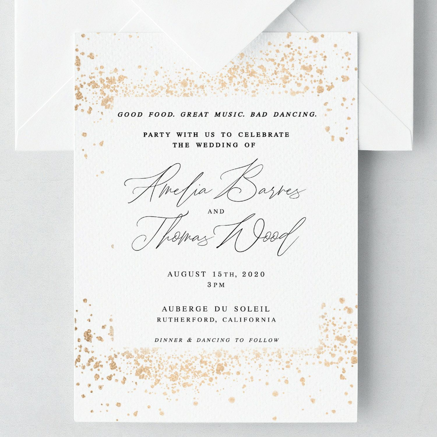 How To Word Your Wedding Invitations Plus 12 Wedding Invitation Wording Exa Wedding Invitation Wording Examples Wedding Invitation Wording Wedding Invitations