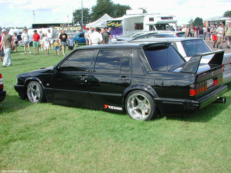 volvo 740 tuning buscar con google mecha volvo. Black Bedroom Furniture Sets. Home Design Ideas
