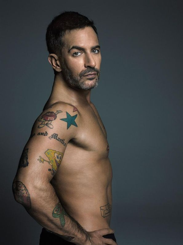 Marc jacobs tattoos opinion