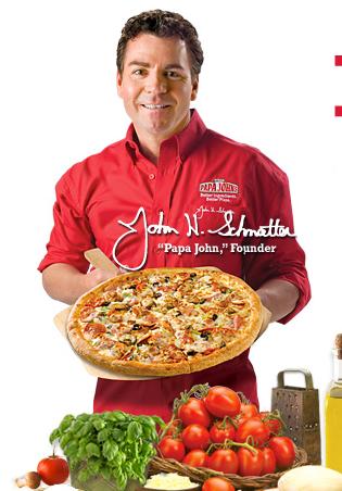 Free Papa Johns Pizza Papa Johns Papa Johns Pizza Good Pizza