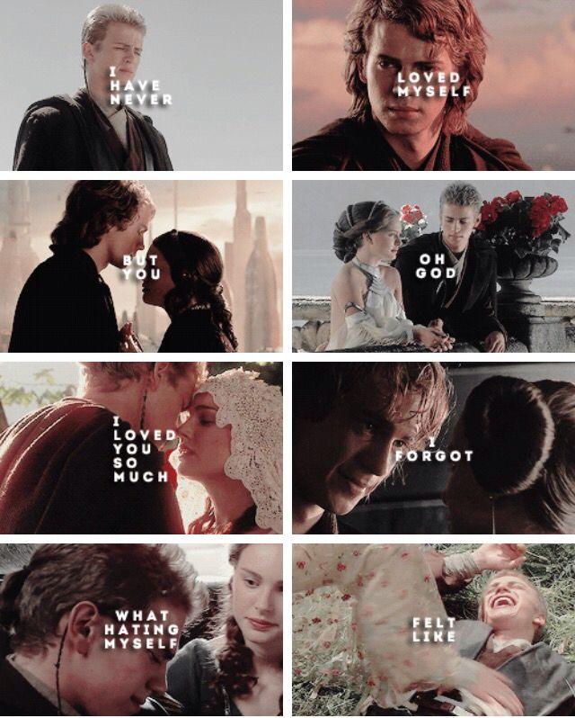 Anakin Quotes: Husband And Wife