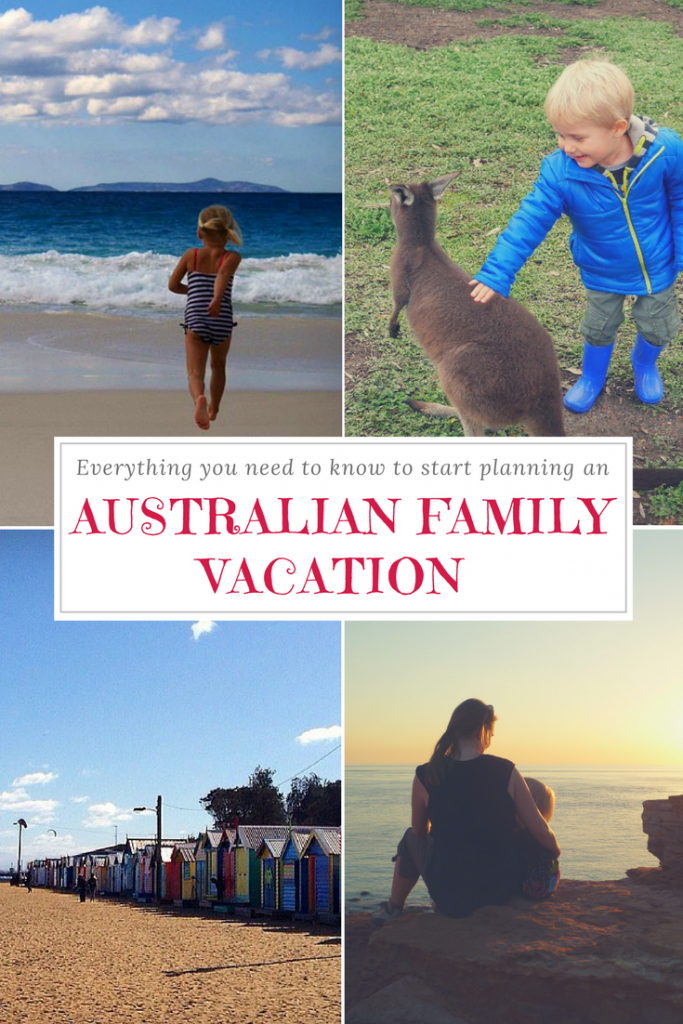 Tips On How To Plan A Family Vacation To Australia Australia - Vacation to australia