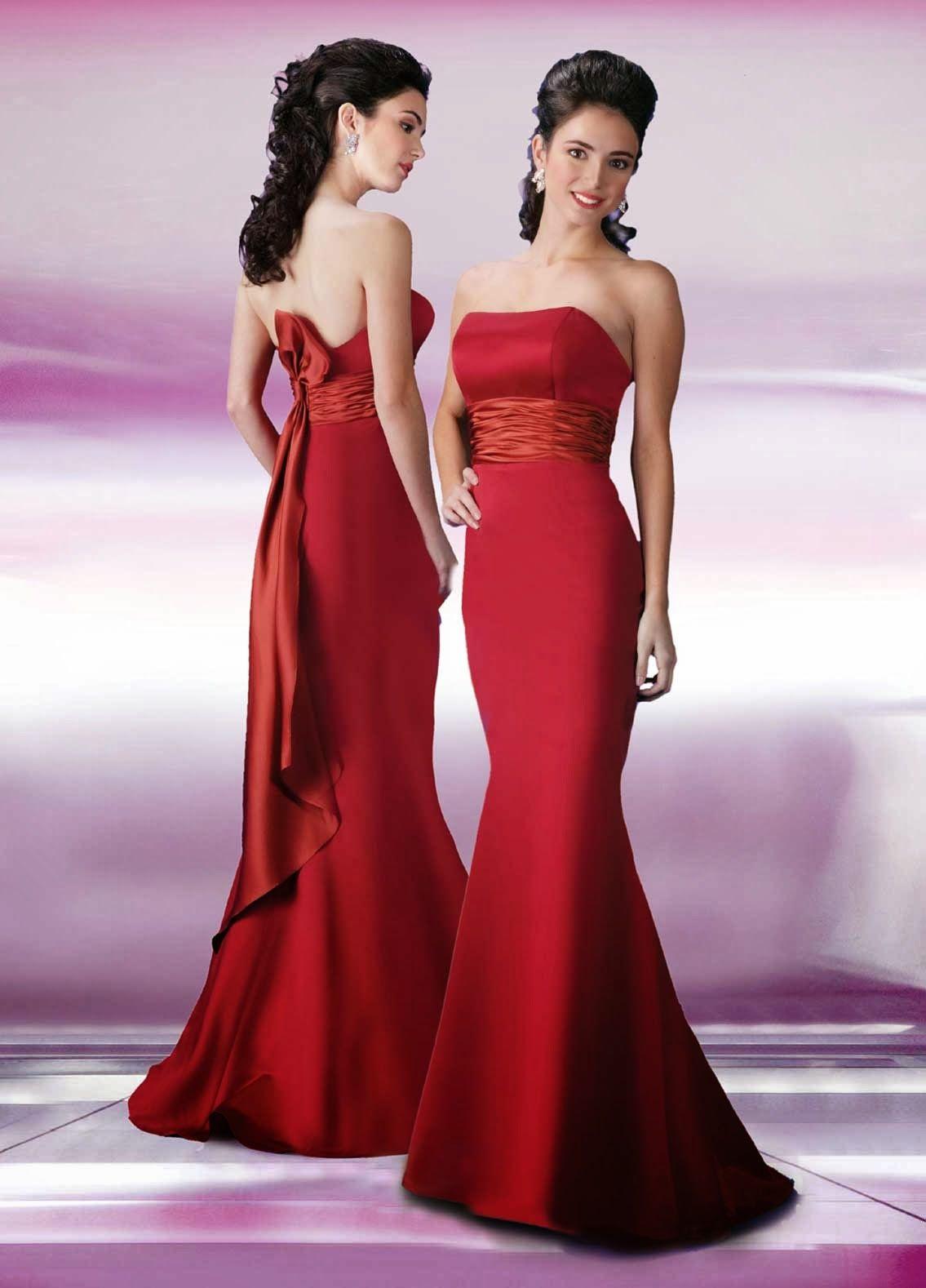 Los mejores vestidos largos para bodas