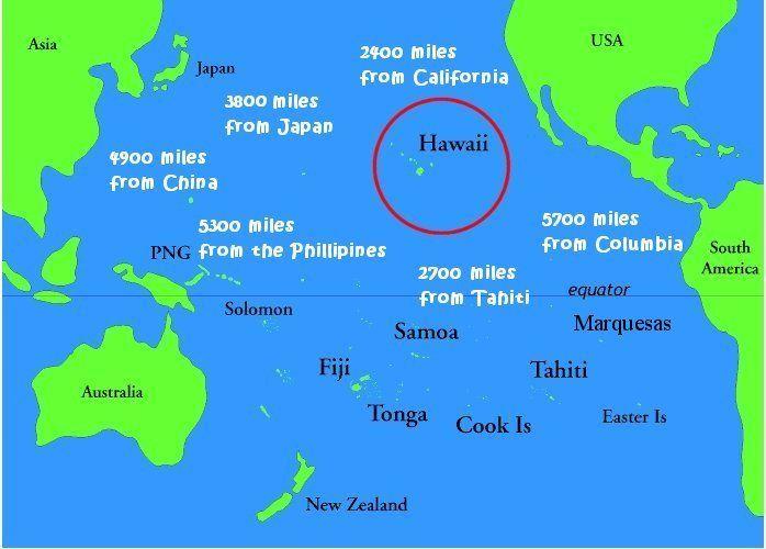 Image Result For Hawaii On World Map Hawaiian Pinterest Hawaii - Hawaii world map