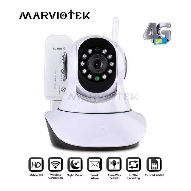 Home Security IP Camera Wireless Smart infrared WiFi Mini Camera HD