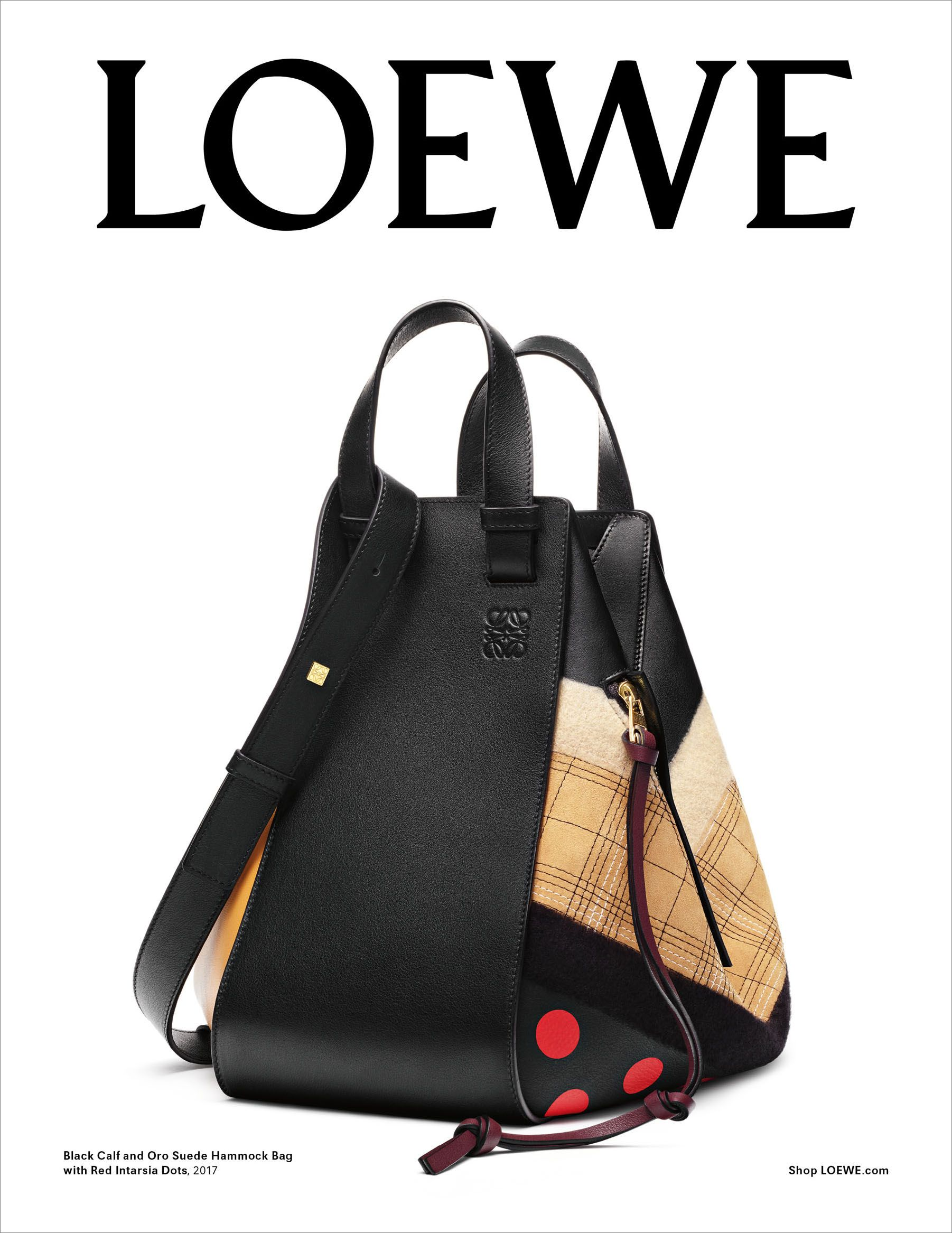 Loewe's Fall 2017 Ad Campaign, Agency M/M Paris with photographer Steven  Meisel shot