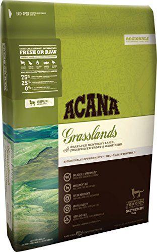 Orijen Acana Regionals Grasslands Dry Cat Food 4 Lb You Can Get