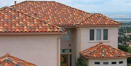 Tile Roof Roofing Roof Installation Roof Cost