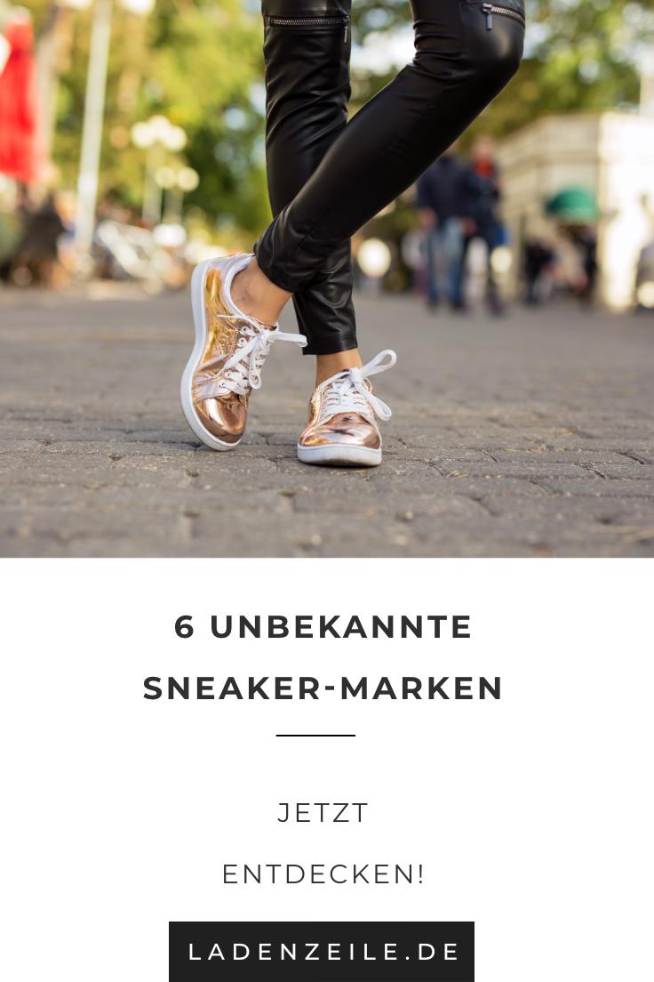 Entdecke Sneaker von unbekannten Marken | LadenZeile