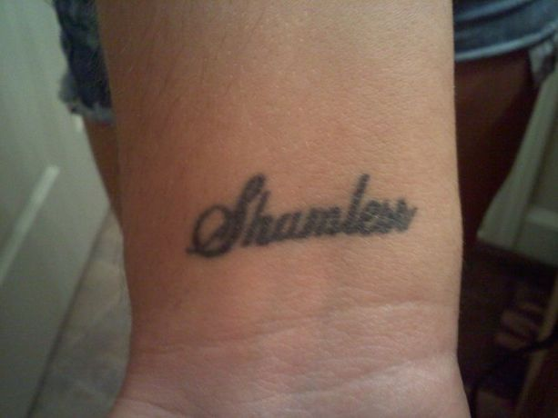 No shams here.