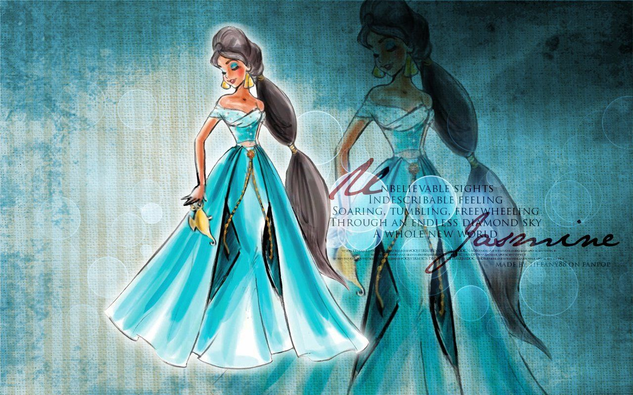 Disney Princess Wallpaper Jasmine