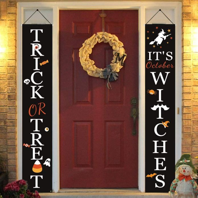 Scary Halloween Decorations DIY Ideas For Home