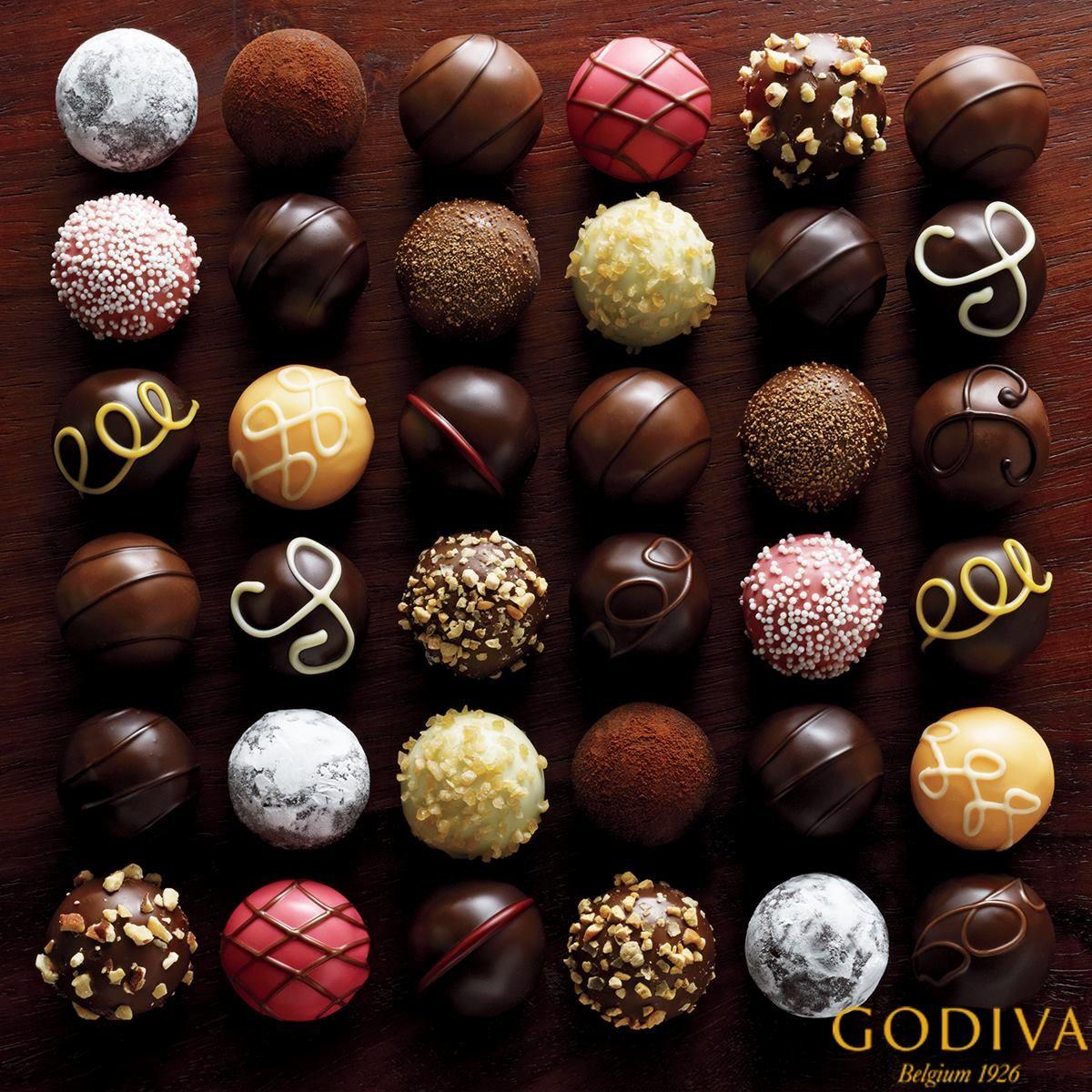 Godiva Truffles | F O O D | Pinterest | Truffle, Chocolate and ...