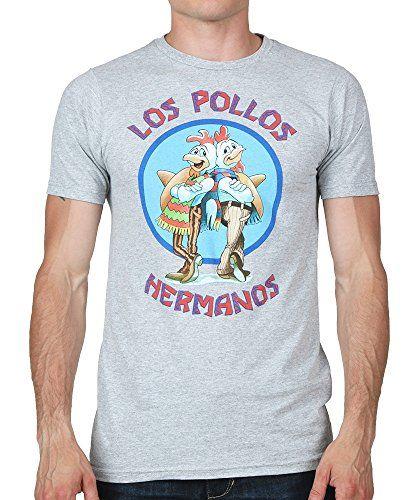 Breaking Bad Men's Los Pollos Hermanos T-Shirt | feedmeawesome