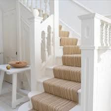 Carpeting Stairs Google Search Carpet Stairs Stairs Painted   Stairs With Carpet In The Middle   Modern   Popular   Laminate   Bright Striped   Royal Blue