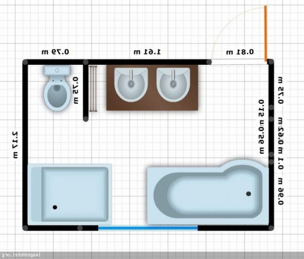 New Le Plus Incroyable Et Aussi Superbe Plan Salle De Bain M - Plan salle de bain 5m2